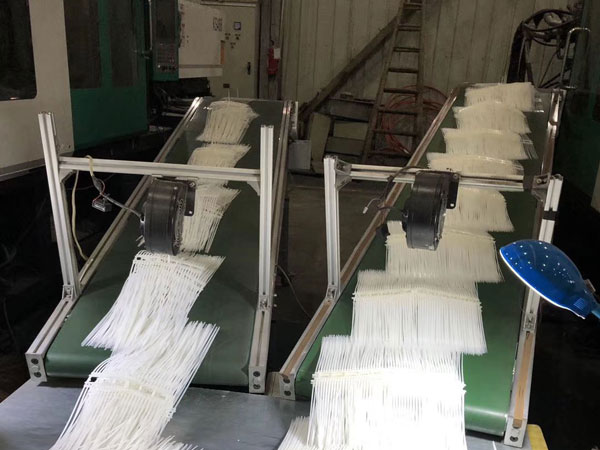 Cable Ties Under Production