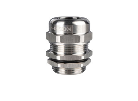 PG Thread Stainless Steel Cable Gland By Saichaung 1